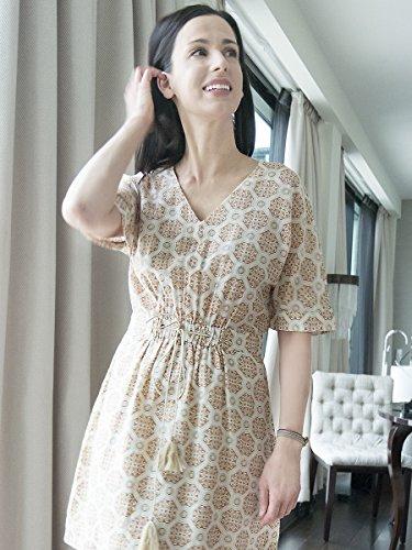 Boch Femme Robe Von Brigitte Mangai U4zFO