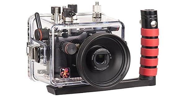 Amazon.com: Ikelite 6182.71 carcasa submarina para cámara ...