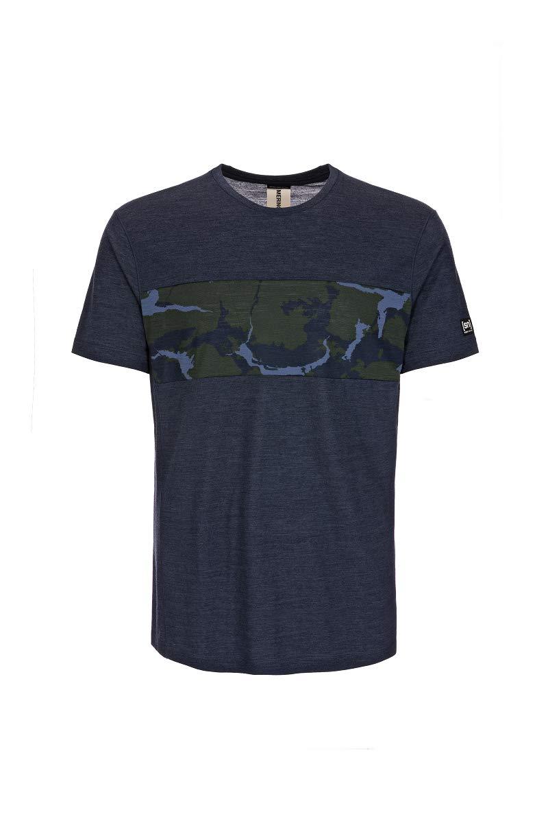 Super.natural Merino Herren M Camo Merino Super.natural T-Shirt 81df40
