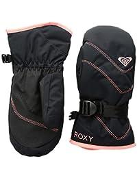 Roxy girls Little Girls Roxy Jetty Solid Girl Snow Mitt Gloves
