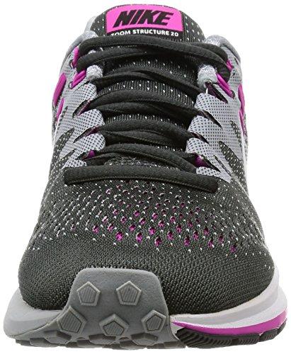 Nike Luft Zoom Struktur 20 Løpesko (bred) ...