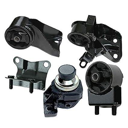 Motor /& Trans Mount Set 4PCS 98-00 For Mazda 626 2.0L Auto 6405 6440 6480 6463