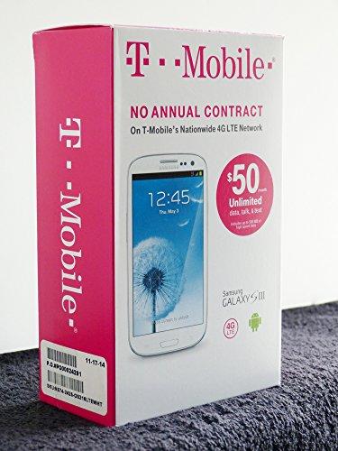 Samsung GS3 4G LTE Mobile Phone Titanium | T-Mobile (Unlocked Gsm Cell Phones 4g Lte)