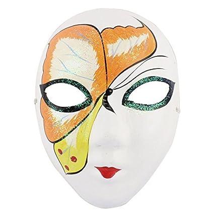 DealMux yeso Mujer mano de pintura Beijing ópera de Pekín maquillaje facial del traje de la
