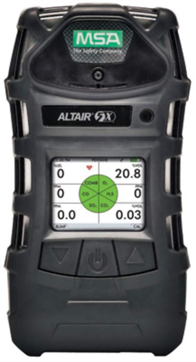 Amazon.com: MSA (Mine Safety Appliances) 10116926 MSA ALTAIR 5X Portable Combustible Gas, Carbon Monoxide, Hydrogen Sulphide, 4.5