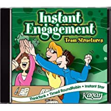 Kagan Cooperative Learning Instant Engagement Team Structures