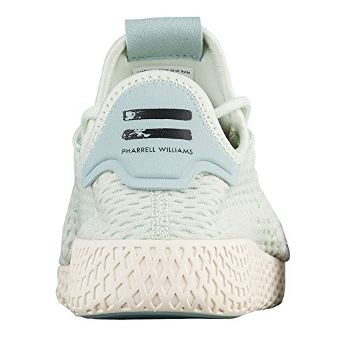 Adidas Kids Pharrell Williams Tennis Hu Skor Grönt