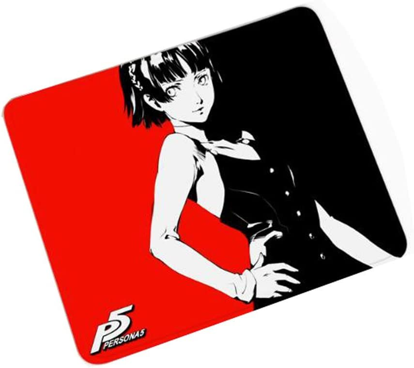 90x40 cm Persona 5 Futaba Sakura Anime Mouse Pad Extended XXL /& Large Gaming Mat Protector Stickers 35.5 X 15.8 Inch
