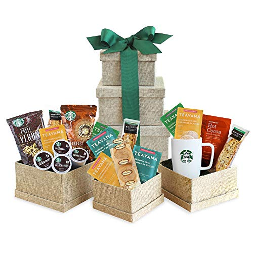 California Delicious Starbucks Lover Gift Tower