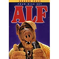 Alf: Temporada 4 [DVD]