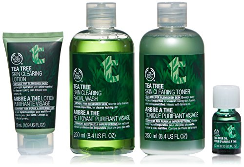 Body Shop Skincare Routine Blemish Prone product image