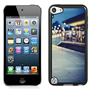 Beautiful Designed Case For iPod 5 Phone Case With Station Platform Bokeh Phone Case Cover