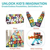 3D Magnetic Tiles Blocks Toys for Kids Ages