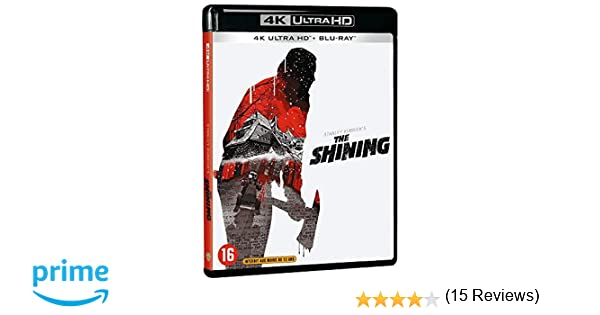 Shining 4k ultra hd [Francia] [Blu-ray]: Amazon.es: Jack ...