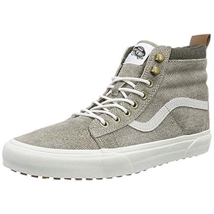 VANS Sk8-Hi Unisex Casual High-Top Skate Shoes a309d7726