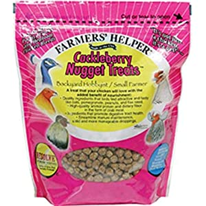 Bird Products/Food Cackleberry Nugget Treat, 1.68 Lbs (27Oz), Small 74