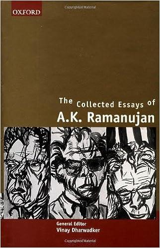 ak ramanujans essay 300 ramayanas