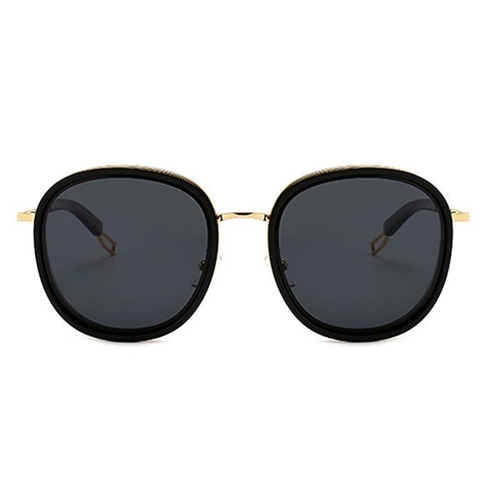 XGLASSMAKER Gafas De Sol Polarizadas Gafas De Sol Con Montura Redonda Gafas Polarizadas Para Hombres Y