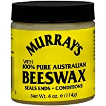 Murrays Beeswax 4 Ounce Jar (2 Pack)