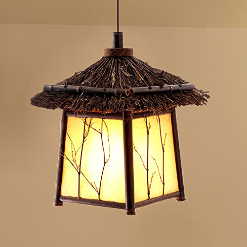Chinese Lantern Pendant Light