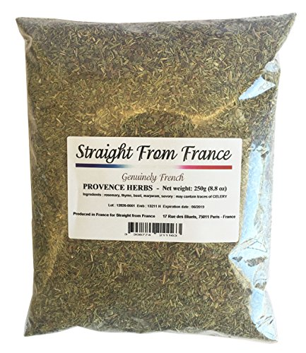 (Straight From France Provence Herbs Seasoning from France 8.8oz)