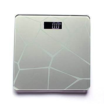 Precisión Casa Escalas del cuerpo Escalas electronicas Mini Salud Inteligente Básculas: Amazon.es: Deportes y aire libre