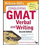 img - for [(McGraw-Hills Conquering GMAT Verbal and Writing )] [Author: Doug Pierce] [Jun-2012] book / textbook / text book