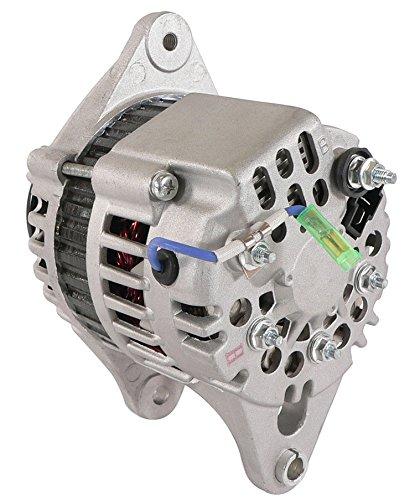DB Electrical AHI0061 New Alternator For John Deere 3012 3015 Skid Steer 4475 55751994-1998 Samsung Se503 Se50-3 Excavator 1992-1998 Yanmar 4Tne94 Eng LR140-714B 113401 DD-E6306-64012 119836-77200-2