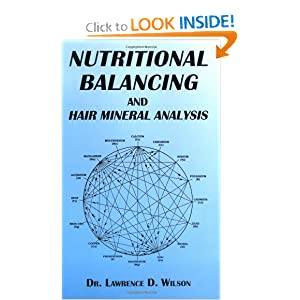 Nutritional Balancing and Hair Mineral Analysis Dr. Lawrence D. Wilson