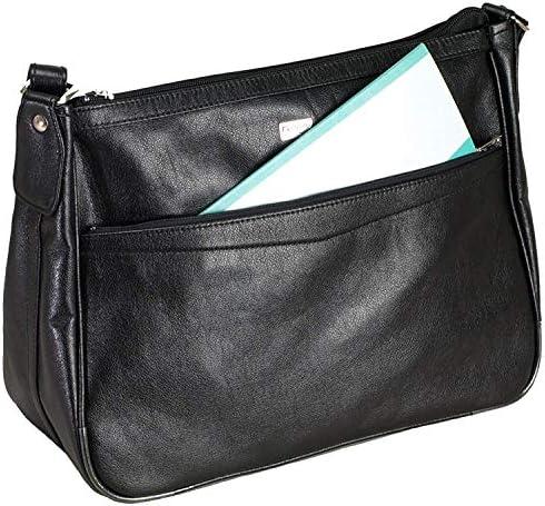 日本製 ショルダーバッグ [和製 鞄] 斜め掛け ビジネスバッグ 大容量 機能性 バッグ メンズ