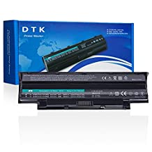 Dtk® New High Performance Notebook Laptop Battery for Dell Inspiron 3420 3520 13r 14r 15r 17r N3010 N4010 N4050 N4110 N5110 N5010 M5110 M5010 M4110 M501,P/N J1knd 4t7jn [9-cell 7800mah]