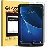 SPARIN [2 Pack] Galaxy Tab A 10.1 Screen Protector, SM-T580 Model, 0.3mm Tempered Glass, Bubble-Free, Scratch Resistant Screen Protector for Samsung Galaxy Tab A 10.1