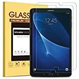SPARIN [2 Pack] Galaxy Tab A 10.1 Screen Protector, SM-T580 Model, 0.3mm Tempered Glass, Scratch Resistant Screen Protector for Samsung Galaxy Tab A 10.1