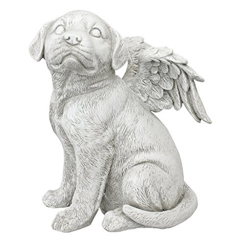 Design Toscano Loving Friend Memorial Pet Dog Statue ()