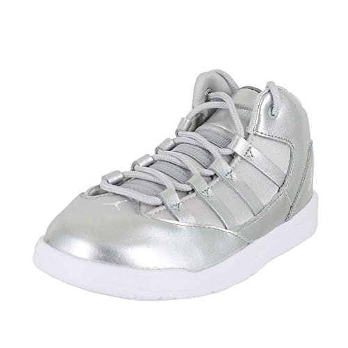 sports shoes 8b90d 80473 Jordan Toddler MAX Aura INF Silver VAST Grey White Size 9 ...