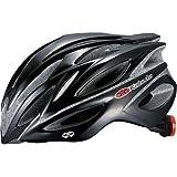 OGK KABUTO(オージーケーカブト) ヘルメット REGAS-2 ブラック M/L (頭囲 57cm~60cm未満)