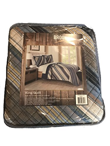 Great Features Of Brooklyn Loom Derby King Quilt
