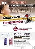DR.SILVER Deodorizer Spray, Multi-Purpose for Home