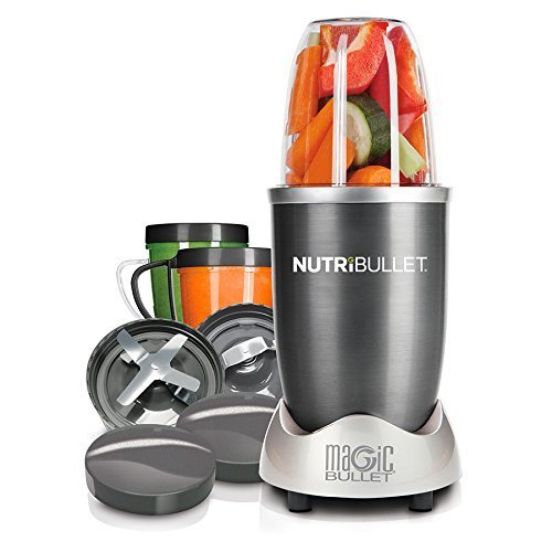 Magic Bullet NutriBullet 12-Piece High-Speed Blender/Mixer System (Juice Mixer)