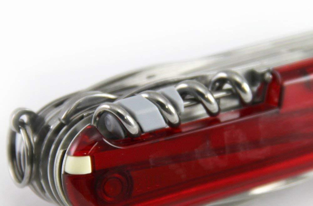 Victorinox Accesorios suizo ej/ército conjunto de 6 de gafas sacacorchos destornillador 30411