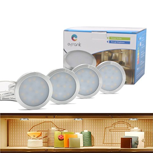 Cefrank Under Cabinet Lighting- Dimmable