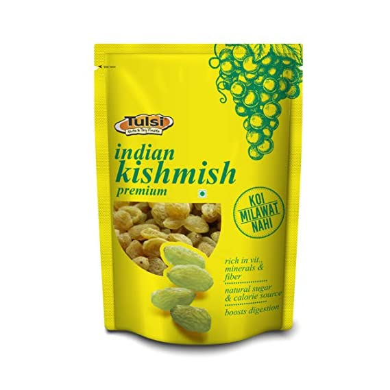 Tulsi Indian Kishmish 500g