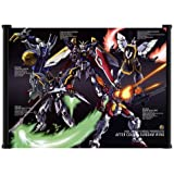 """Mobile Suit Gundam Wing Anime Fabric Wall Scroll Poster (42""""x32"""") Inches"""
