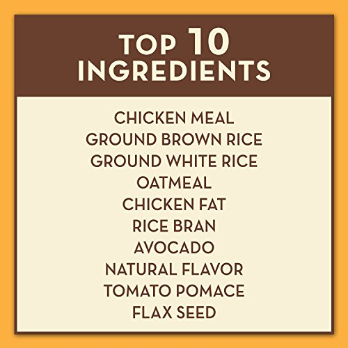 AvoDerm Natural Dry & Wet Dog Food, For Skin & Coat, Chicken & Rice Formula by AvoDerm (Image #6)