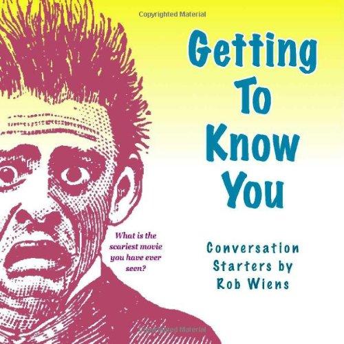 Getting to Know You pdf epub