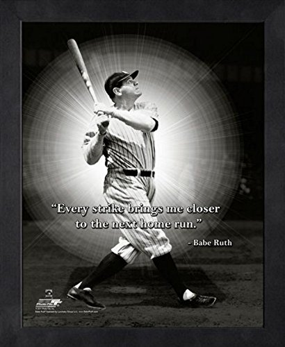 "Babe Ruth New York Yankees ProQuotes Photo (Size: 12"" for sale  Delivered anywhere in USA"