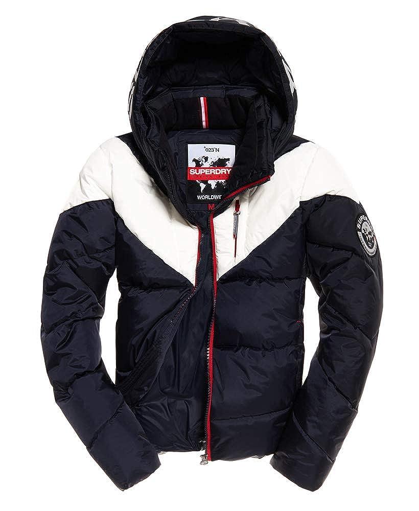 Jacke Superdry Albion Jacket Navy Herren xeEQBCWrdo