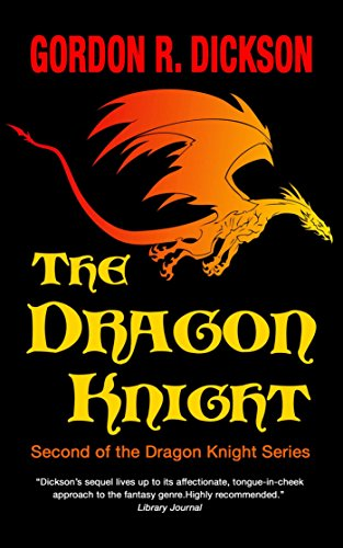 book cover of The Dragon Knight