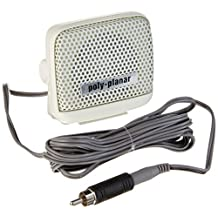 "Poly-Planar MB21W External Speaker, 2.75"" Bracket, White"