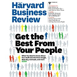 Harvard Business Review, October 2010